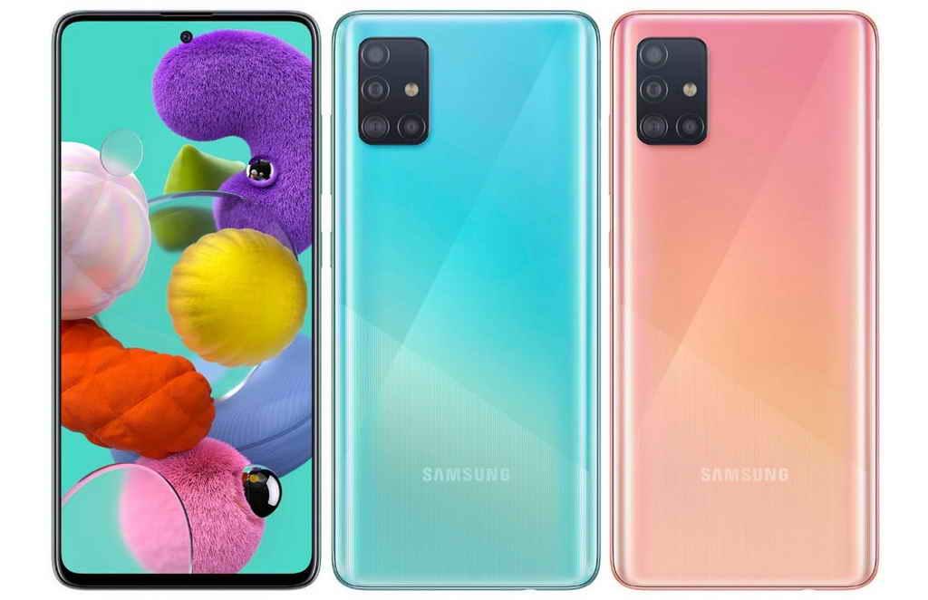 Смартфоны SAMSUNG: ТОП-10 2020 года